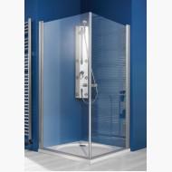 breuer elana eckeinstieg bodamer kunststoffglas stegplatten wellplatten plexiglas duschkabinen. Black Bedroom Furniture Sets. Home Design Ideas