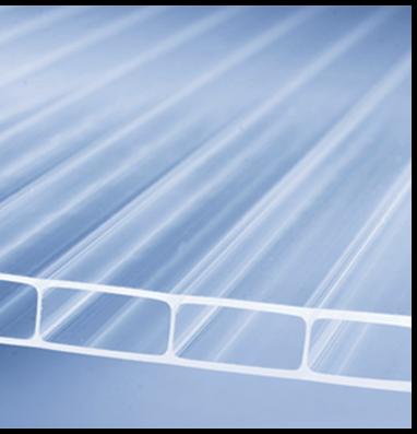 acryl stegplatten stegplatten acryl stegdoppelplatte 16 32 farblos breite 980mmbei bodamer. Black Bedroom Furniture Sets. Home Design Ideas