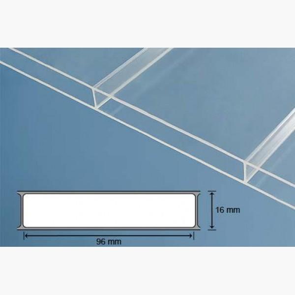 Extrem Acryl Stegplatten: Stegplatten Acryl Stegdoppelplatte 16/96 FL13