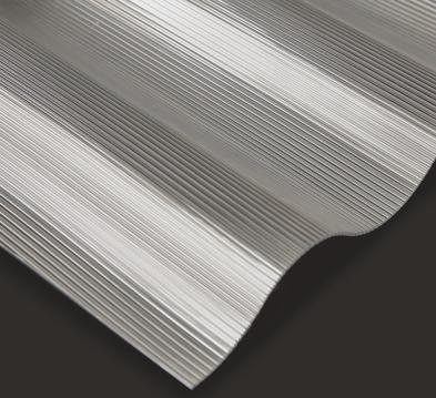 aktionsangebot wellplatten polycarbonat wellplatten 76 18 sinus farblos rille breite 1045mm. Black Bedroom Furniture Sets. Home Design Ideas